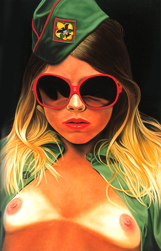 Richard Phillips - Scout