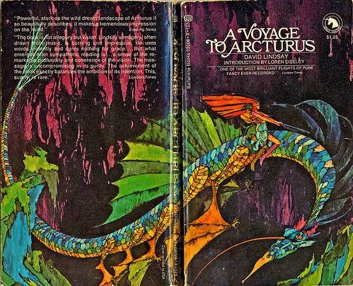 Bob Pepper - The Voyage to Arcturus