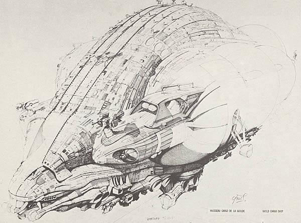 Chris Foss - Jodorowsky's Dune