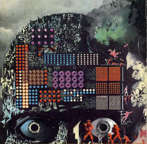 Karel Thole - Vulcano 3