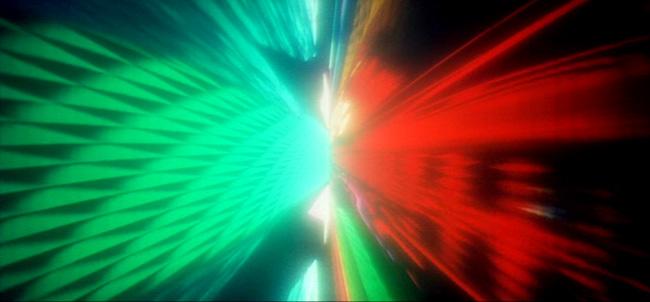2001: A Space Odyssey - Star Gate