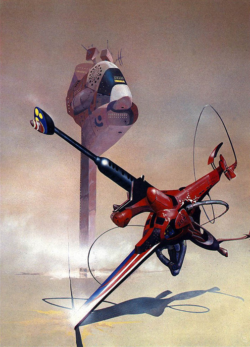 Peter Andrew Jones - The Zap Gun