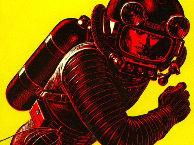 Ed Emshwiller – Have Space Suit – Will Travel