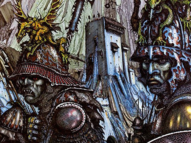 Ian Miller – The Battle of Hornburg