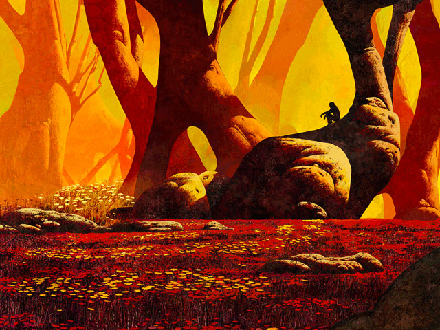 Dan Mcpharlin – The Forest of Oversensitivity EP