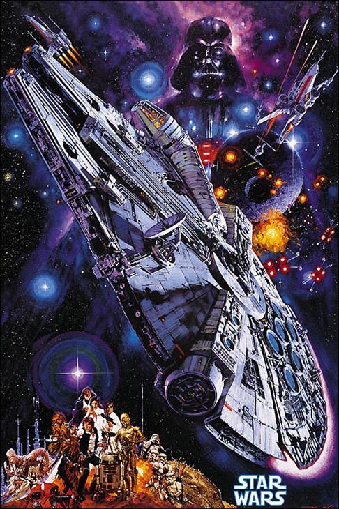 Starwars - Japanese Poster 1978