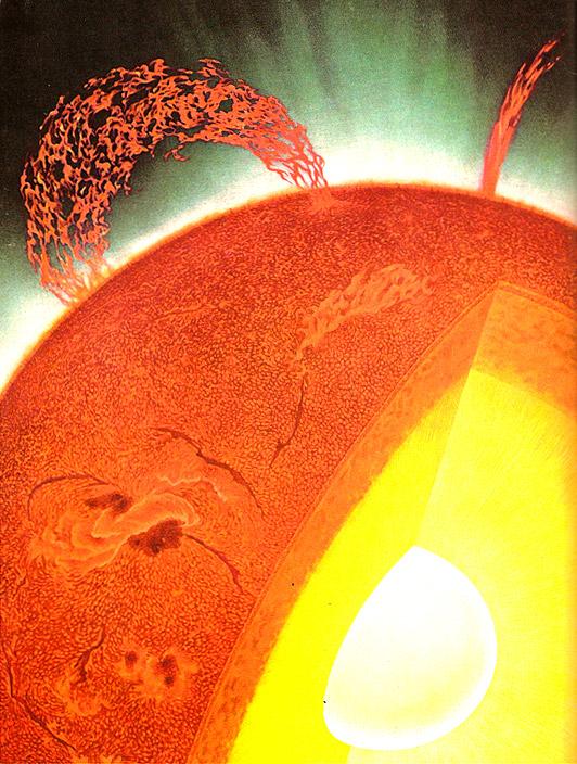Antonio Petruccelli - Sun Cutaway