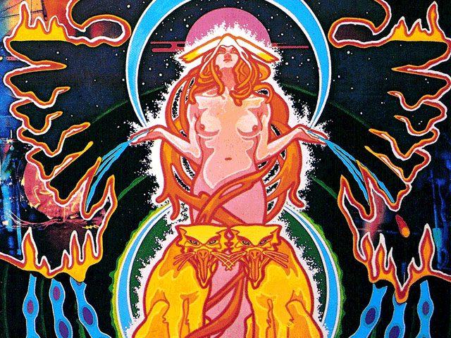 Barney Bubbles – Hawkwind / Space Ritual