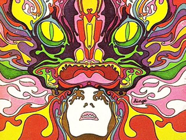 Mike Hinge - The Leaves of Time