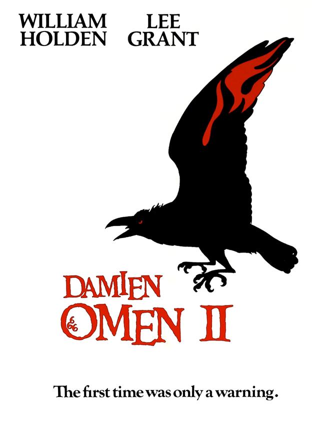 The Omen II Poster