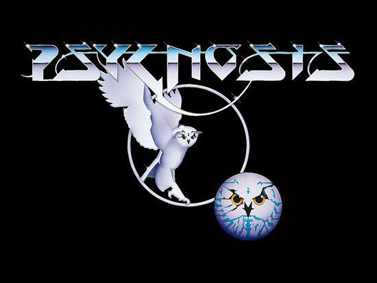"Roger Dean ""Psygnosis Logo"""