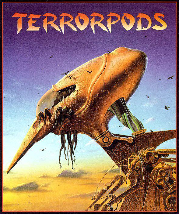 Roger Dean - Terrorpods