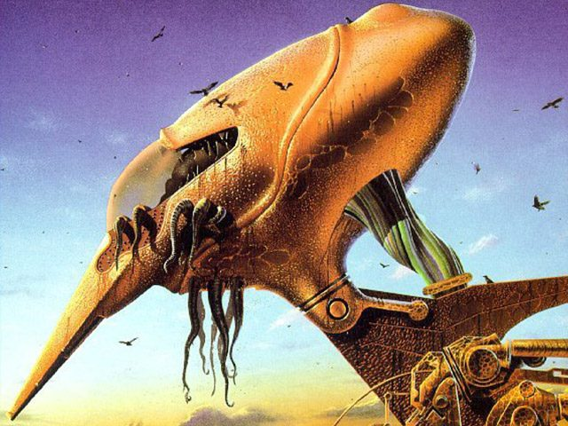 Roger Dean – As chosen by those he has inspired