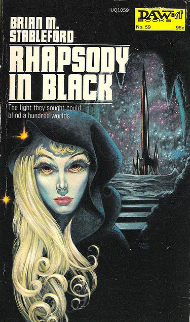 Kelly Freas - Rhapsody in black