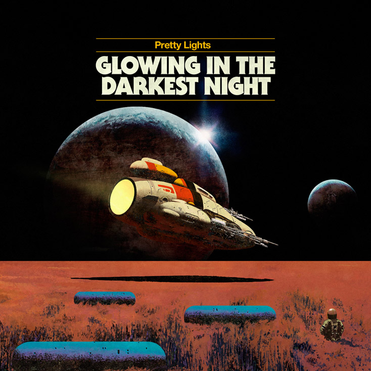 Dan McPharlin - Glowing In The Darkest Night