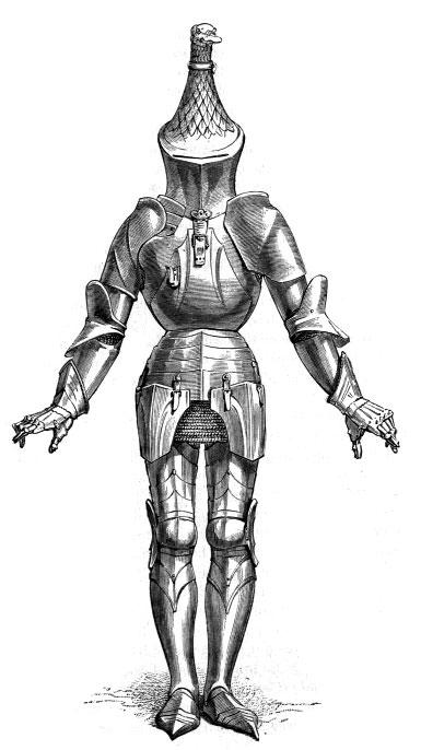 Knight Attire