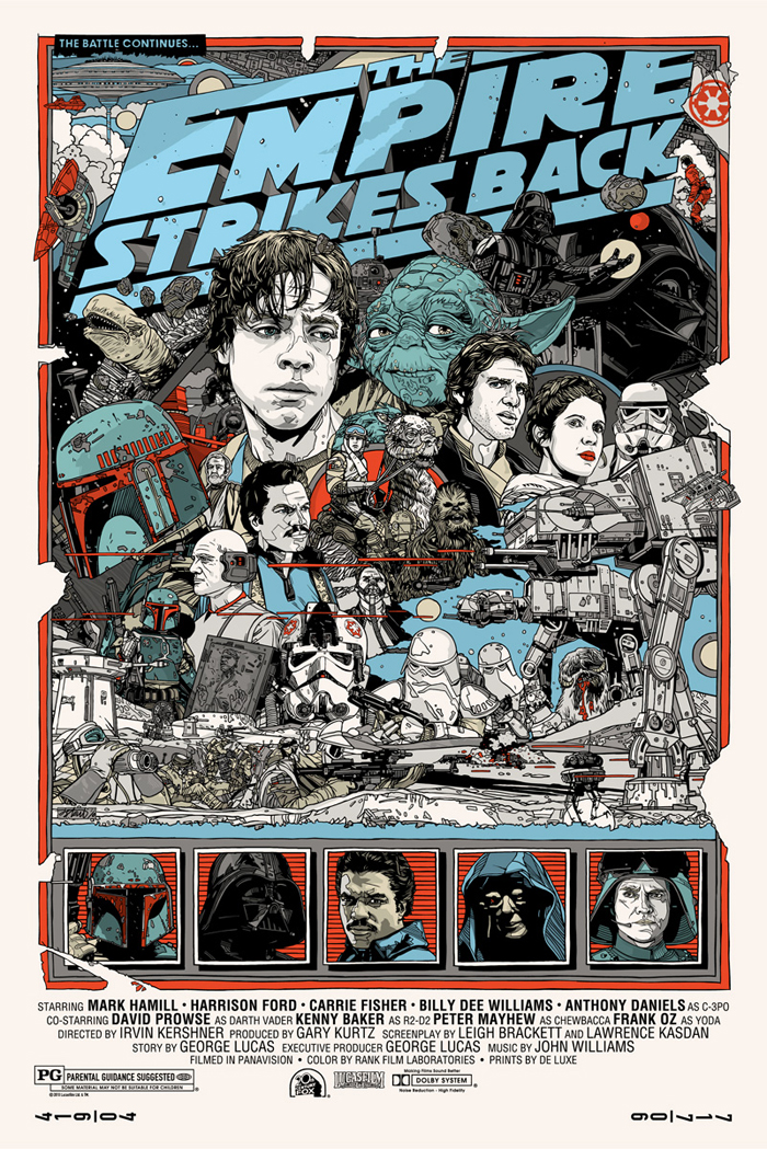Mondo - Empire Strikes Back