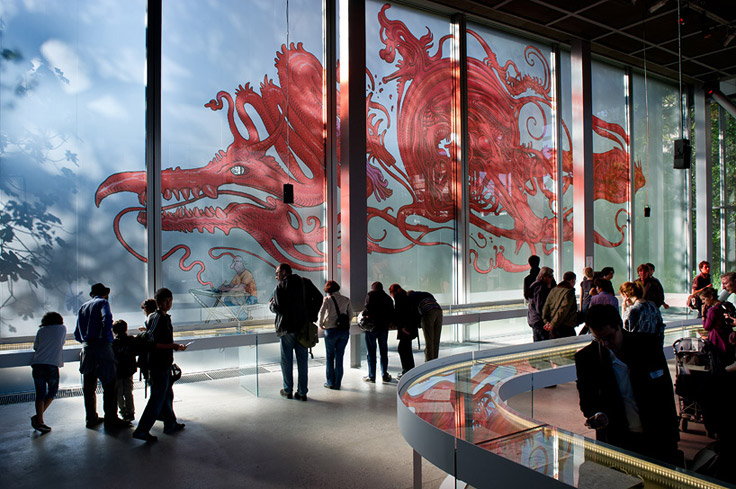 Moebius: Transe-Forme @ Fondation Cartier