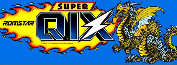 Super Qix Marquee