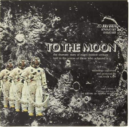 Too The Moon - Time Life Records