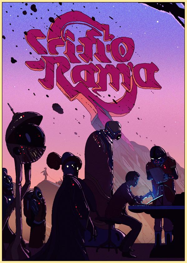 Kilian Eng - Sci-Fi-O-Rama