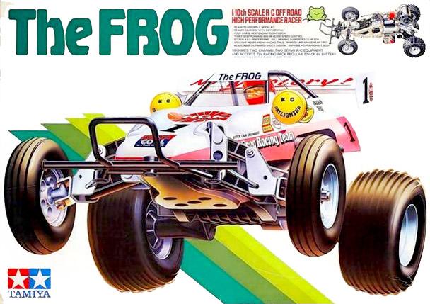Tamiya - The Frog