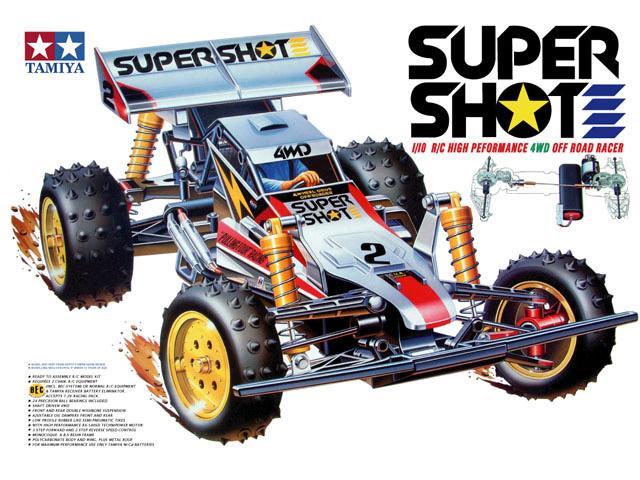 Tamiya - Super Hotshot