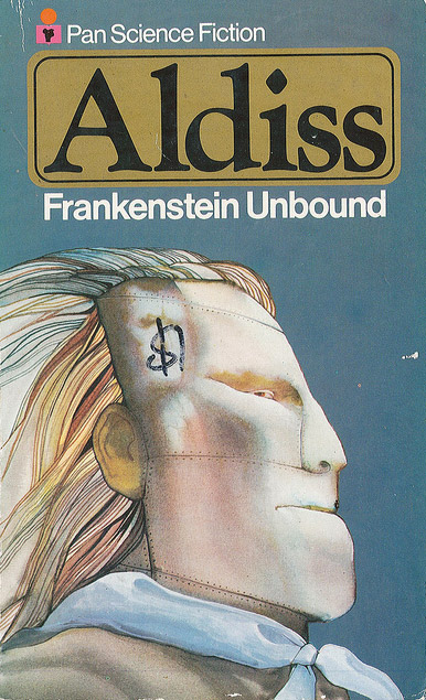 'Frankenstein Unbound'  Art by Paul Bacon 1975
