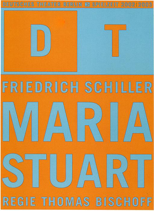Dieter Feseke - Maria Stuart by Friedrich Schiller