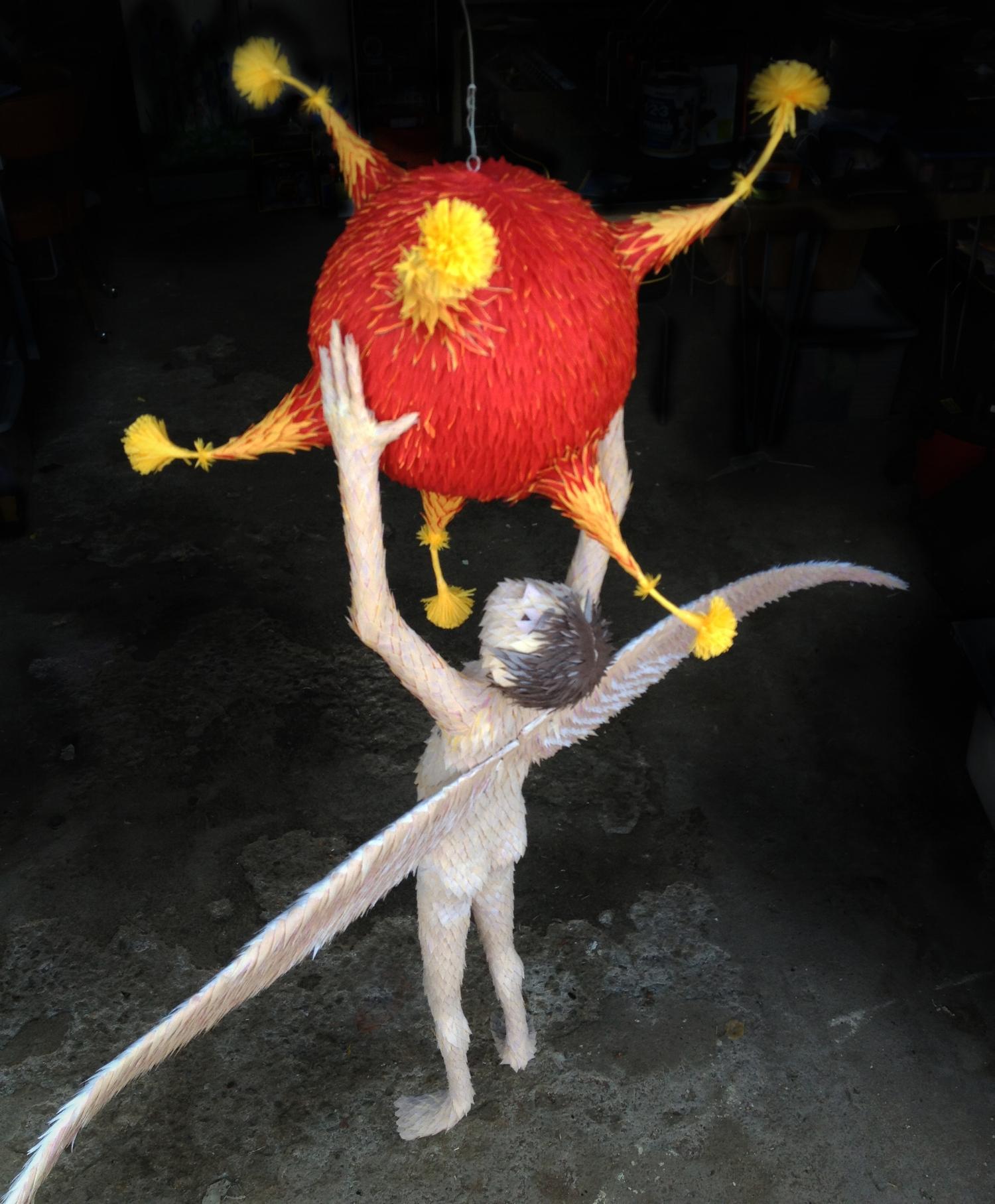 Roberto Benavidez – Hieronymus Bosch Piñatas & Interview