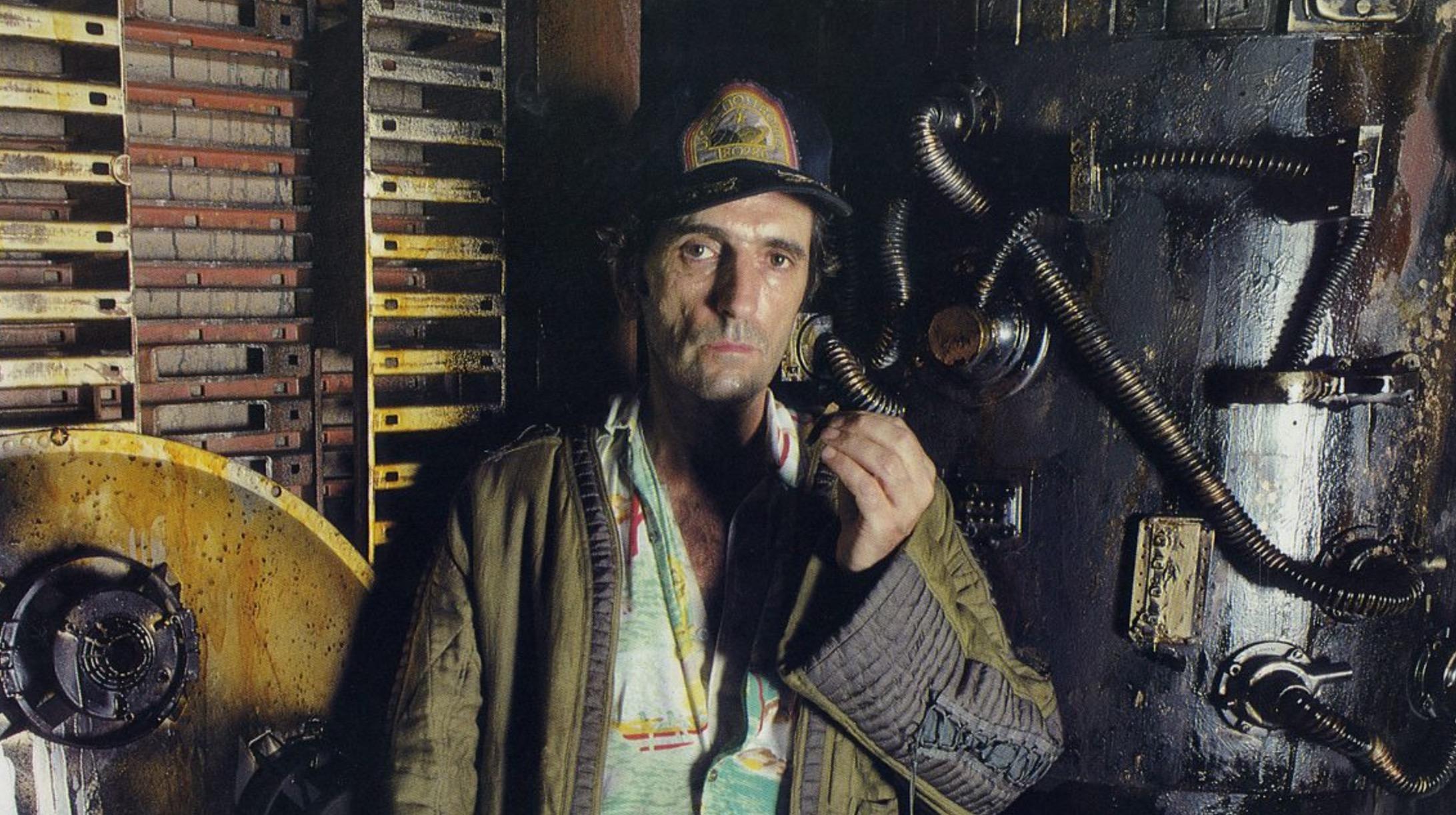 Harry Dean Stanton 1926 – 2017