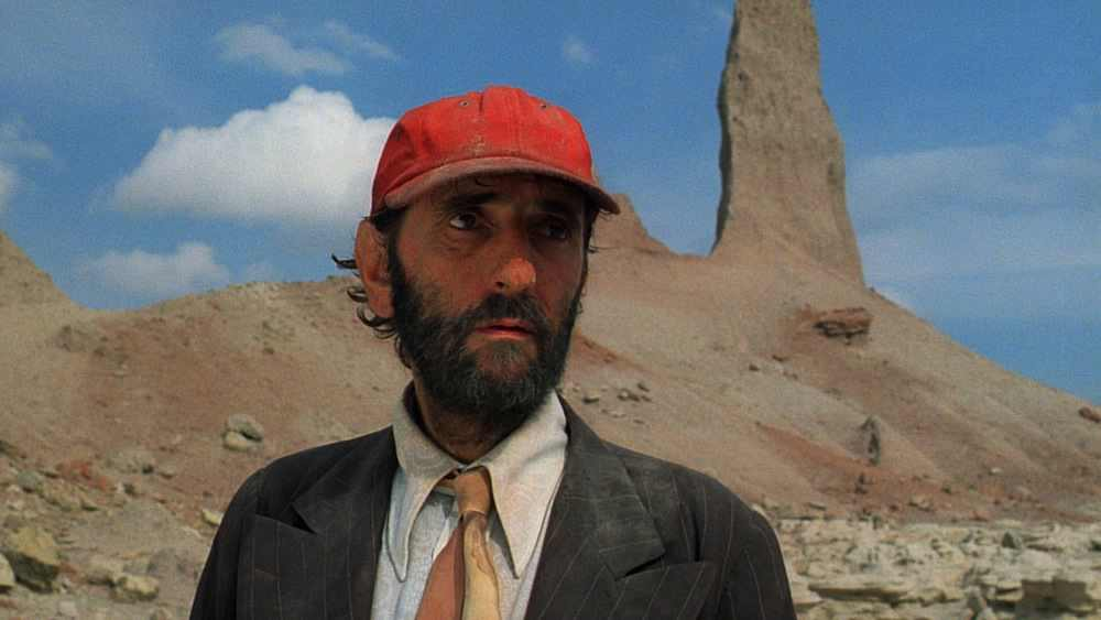 Harry Dean Stanton - Paris, Texas (1984)