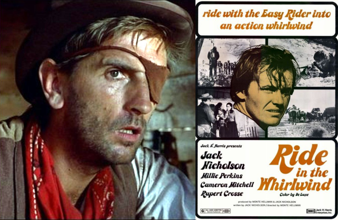 Harry Dean Stanton in Whirlwind 1965