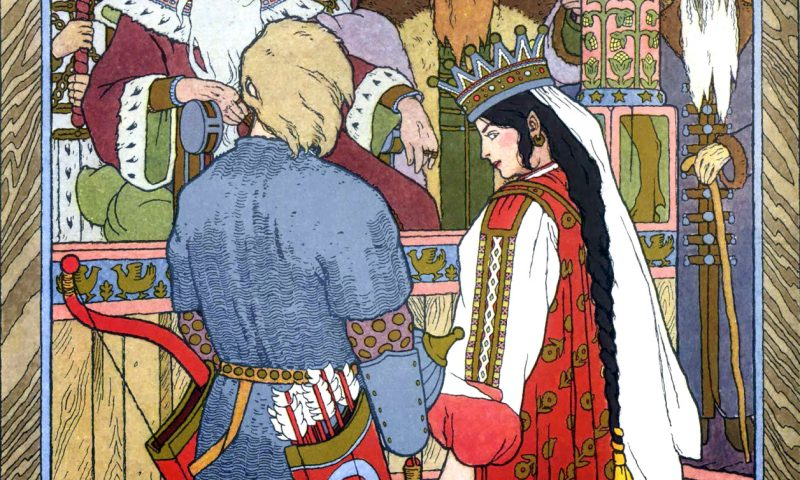 Ivan Bilibin – Master Illustrator of Russian Folklore and Mythology