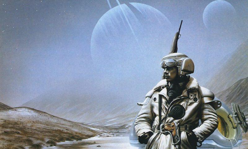 Classic Science-Fiction Illustrators (Part 1) – Jim Burns