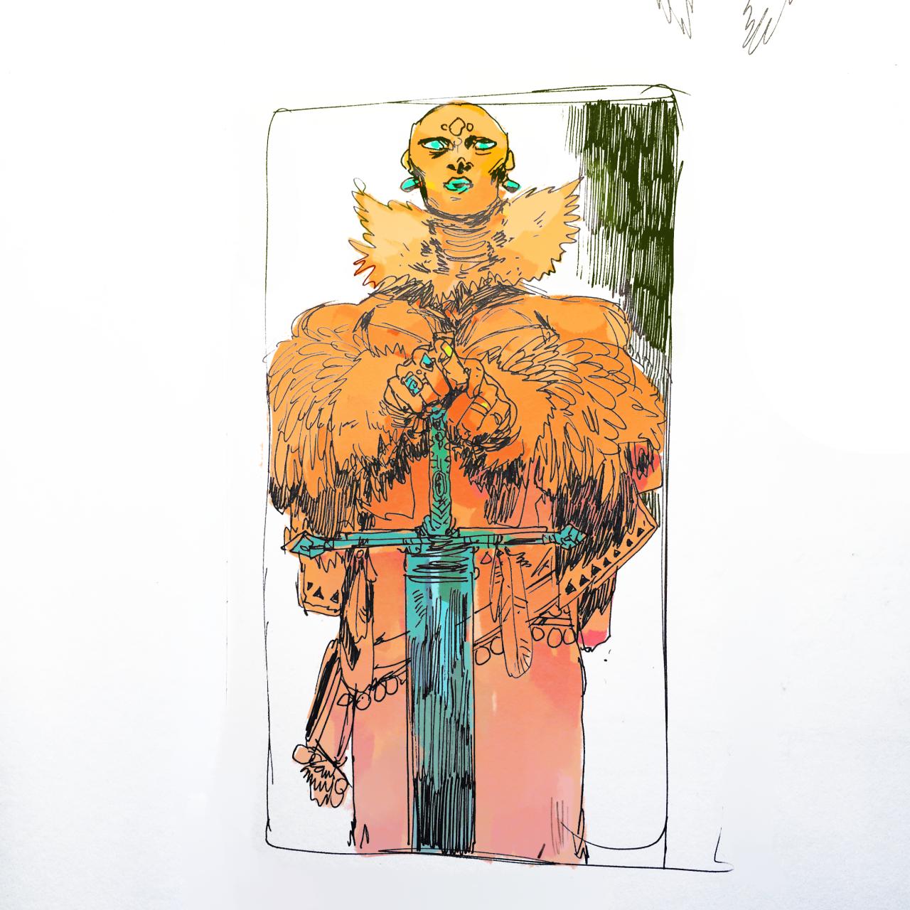 Em Niwa - Illustrator
