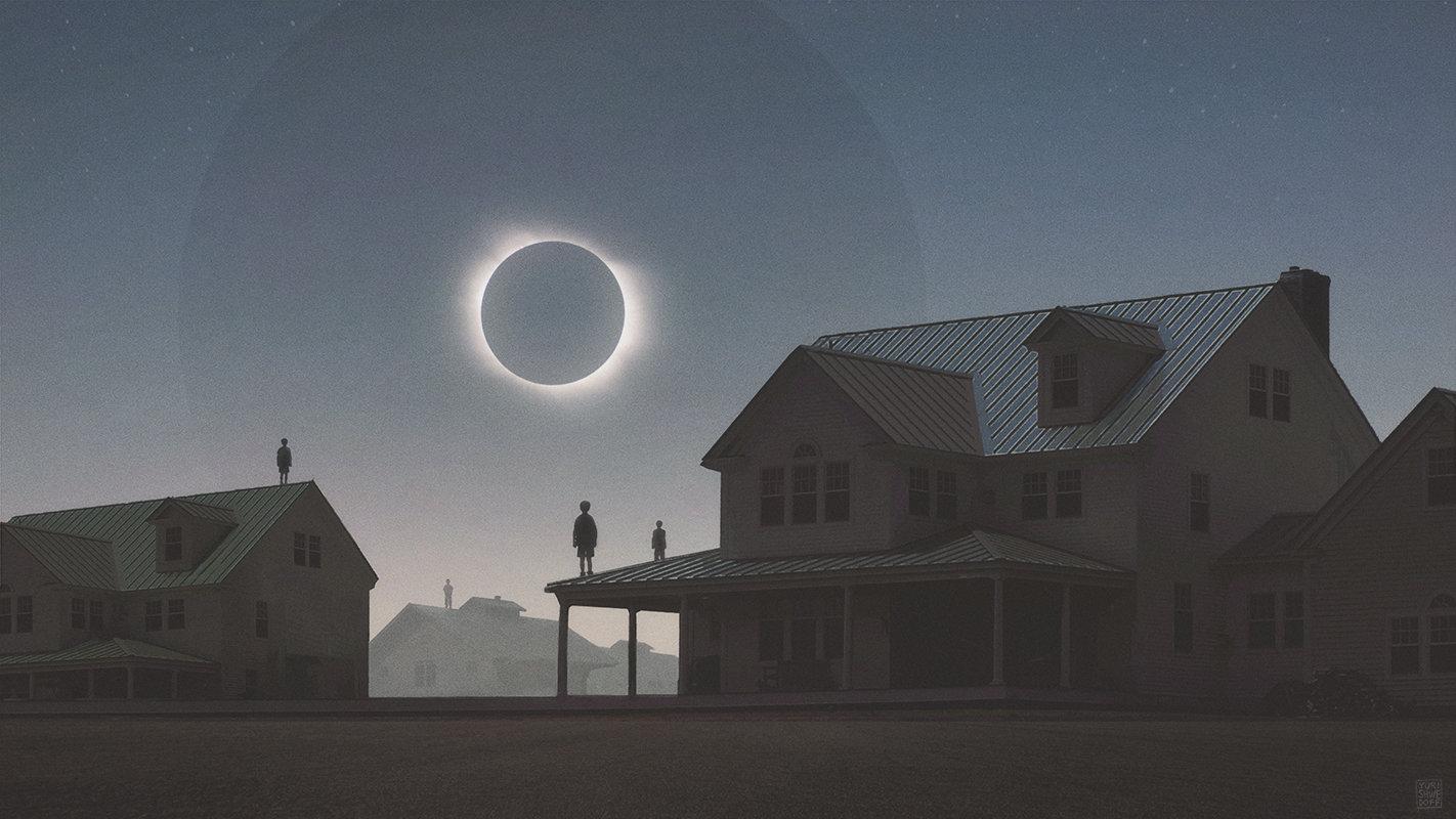 Yuri Shwedoff - Black Sun