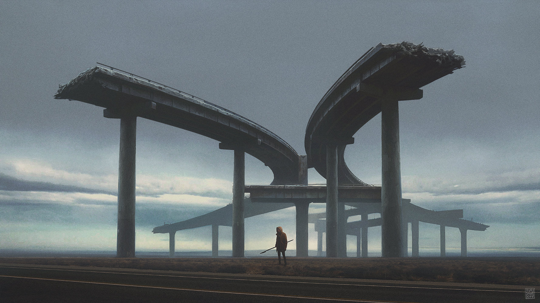 Yuri Shwedoff - Roads Internet
