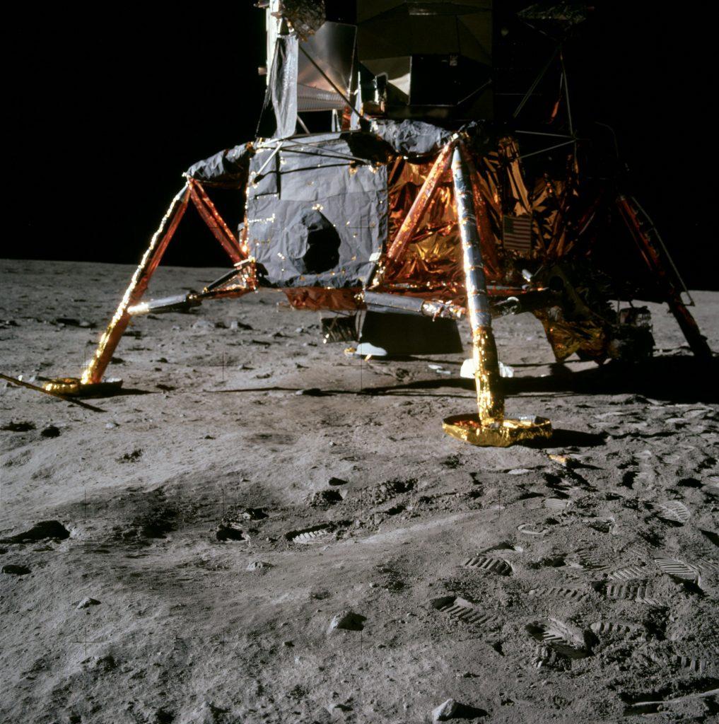 LM-5 Eagle Apollo 11