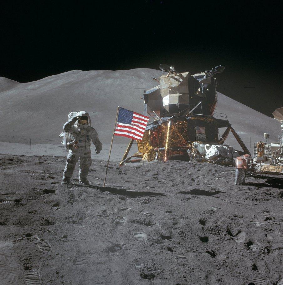 LM-10, Falcon, Apollo 15