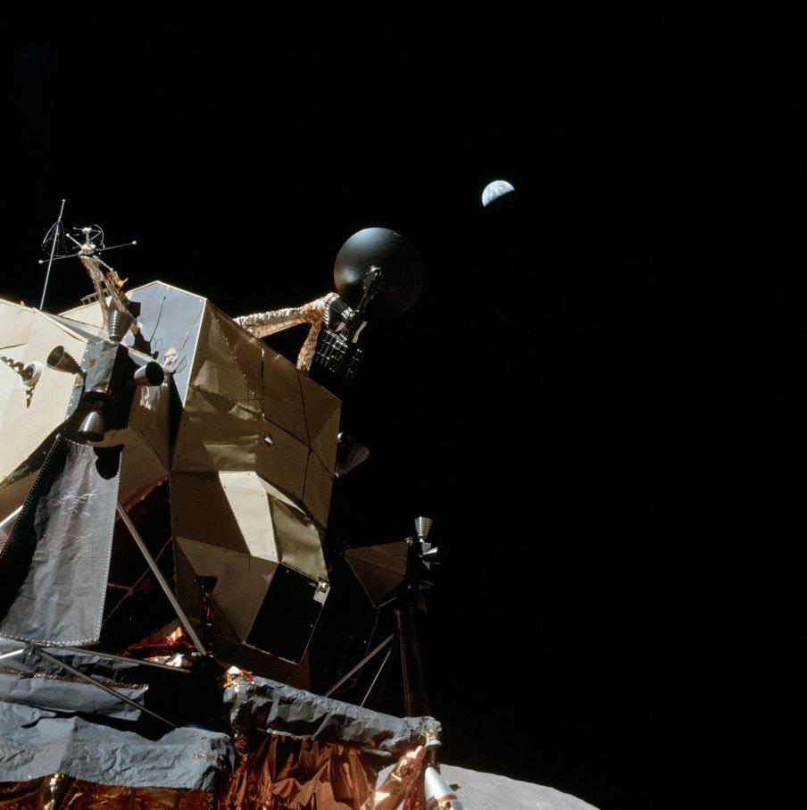 LM-12, Challenger, Apollo 17