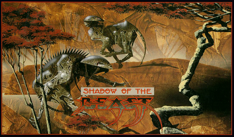 Roger Dean - Shadow of the Beast