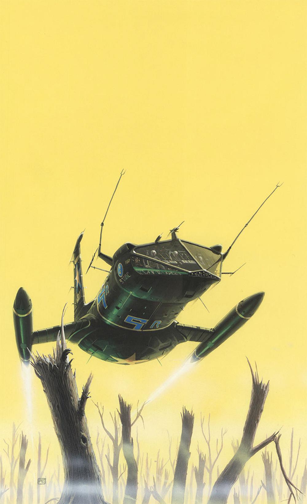 Peter Elson - Star Watchmen