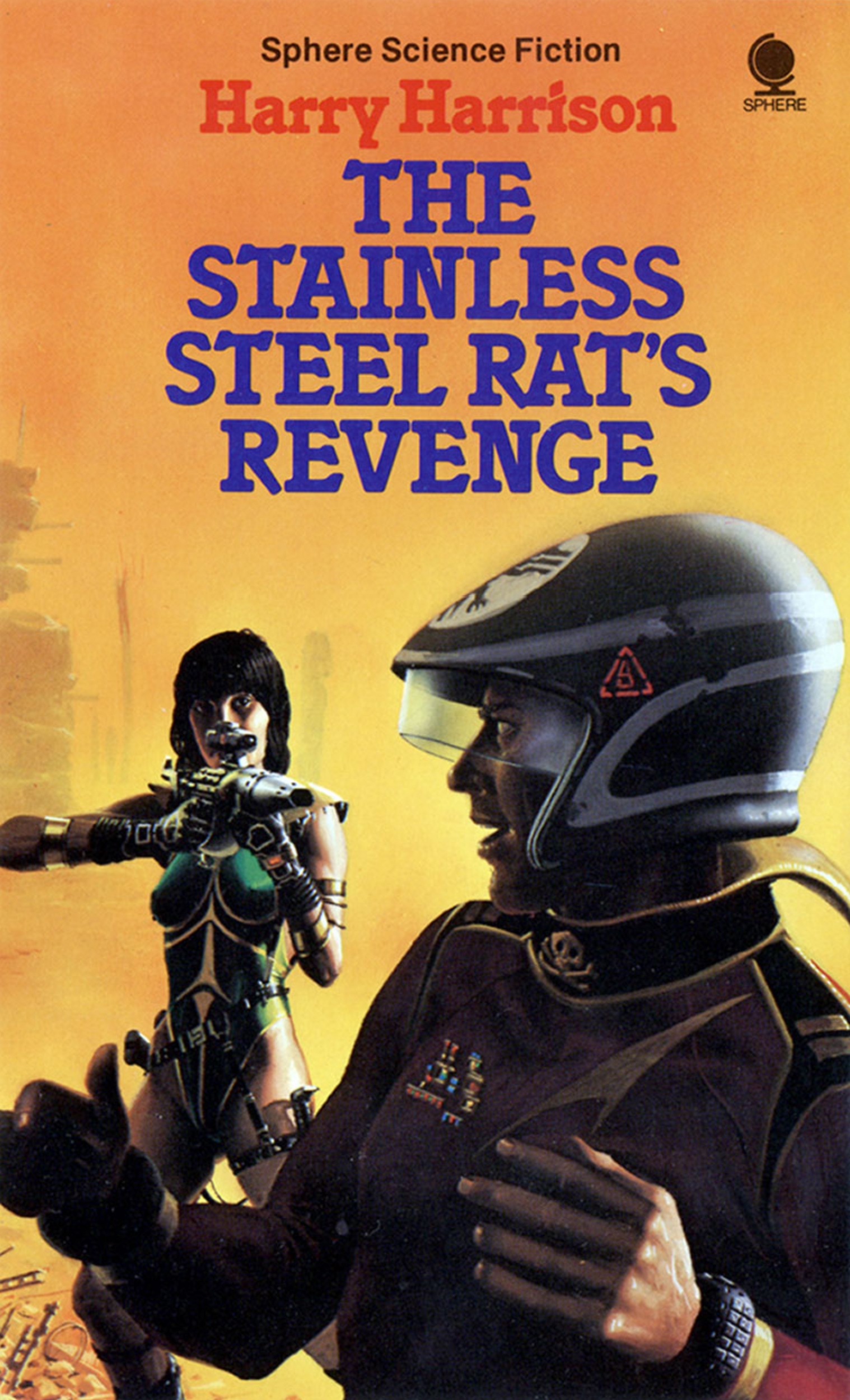 Peter Elson - The Stainless Steel Rats Revenge