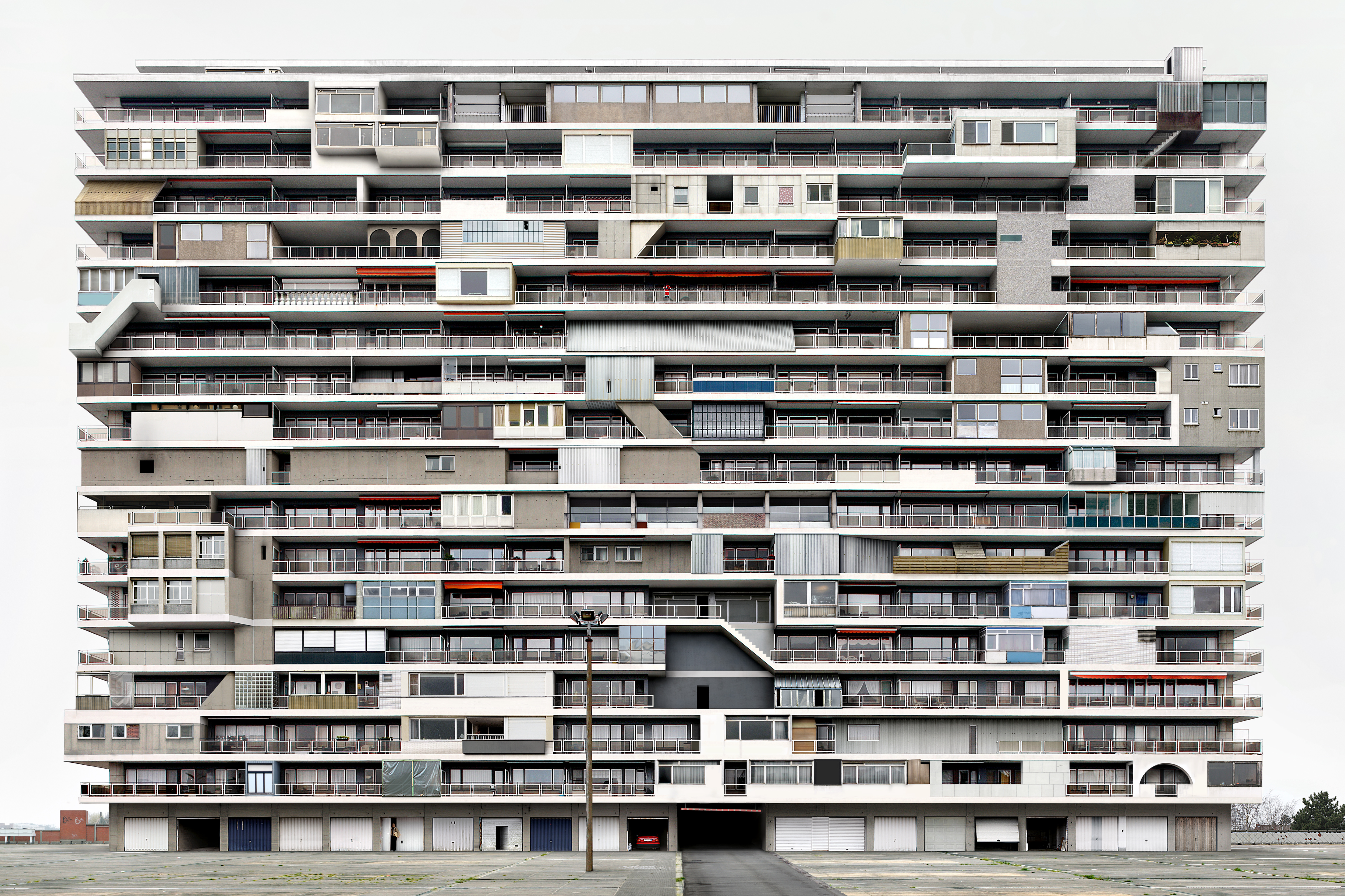 Impossible Architectures: The Works of Filip Dujardin